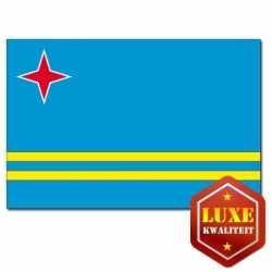 Vlag Aruba luxe kwaliteit