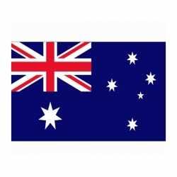 Vlag australie 100 bij 150