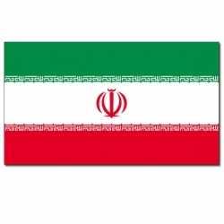 Vlag Iran 90 bij 150