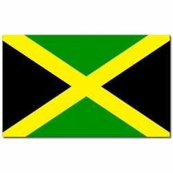 Vlag Jamaica 90 bij 150