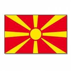 Vlag Macedonie