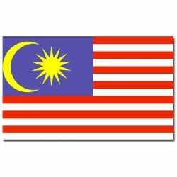 Vlag Maleisie 90 bij 150