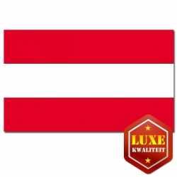 Vlag Oostenrijk 100 bij 150