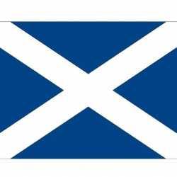 Vlag Schotland stickers