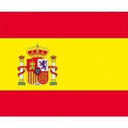 Vlag Spanje stickers
