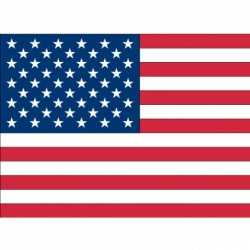 Vlag USA stickers