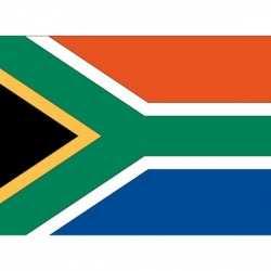Vlag Zuid Afrika stickers