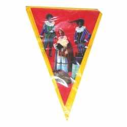 Vlaggenlijn sinterklaas sint piet 5 meter