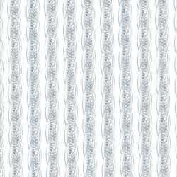 Vliegengordijn/deurgordijn pvc transparant 93 bij 230