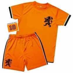 Voetbal tenue kinderen