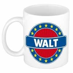 Walt naam koffie mok / beker 300 ml