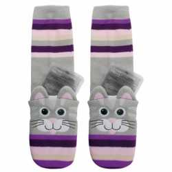 Warmte sokken kat kinderen