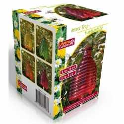 Wespenvanger/wespenval roze 13 glas