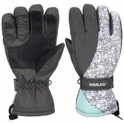 Winter handschoenen starling noel mintgroen volwassenen