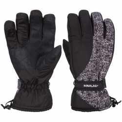Winter handschoenen starling noel zwart/wit volwassenen