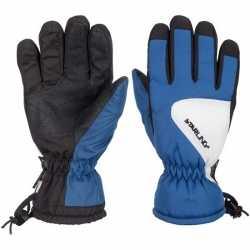 Winter handschoenen starling riva kobalt/zwart/wit kinderen