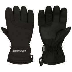 Winter handschoenen starling zwart volwassenen