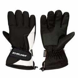 Winter handschoenen starling zwart/wi volwassenen