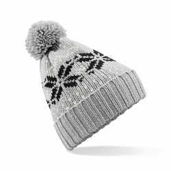 Wintermuts snowstar grijs