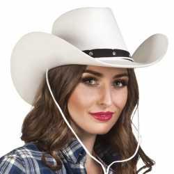 Witte cowboyhoed wichita dames