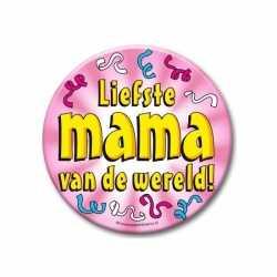 XXL button liefste mama
