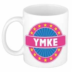 Ymke naam koffie mok / beker 300 ml