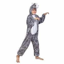 Zebra kostuum kinderen