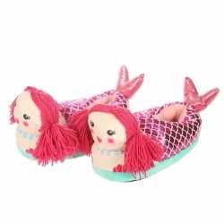 Zeemeermin sloffen/pantoffels dames mt 38 42