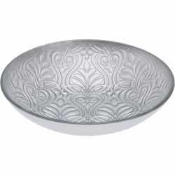 Zilveren decoratie schaal 27
