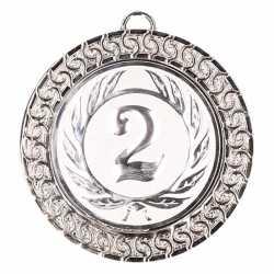 Zilveren medaille nr 2