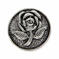 Zilveren rozen chunk 1,8