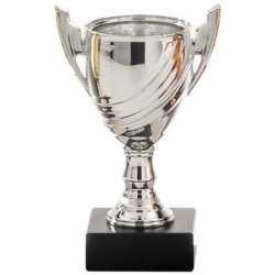 Zilveren trofee beker tweede prijs 13