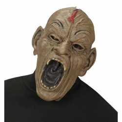 Zombie masker open mond volwassenen
