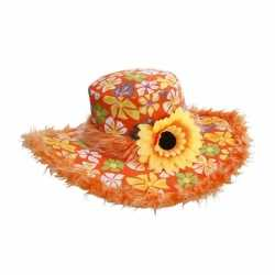 Zonnebloem hoed Ibiza