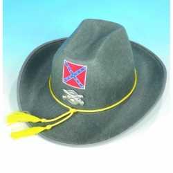 Zuidelijke Staten hoed grijs