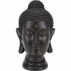 Zwart boeddha beeld 31