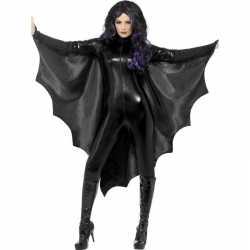 Zwarte vleermuisvleugels dames