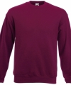 Fruit of the loom sweater bordeaux