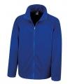 Kobalt blauw fleece vest viggo heren
