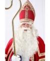 Sinterklaas pruik baard snor