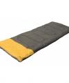 Slaapzak grijs geel 190 bij 75