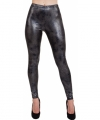 Slangenprint legging dames