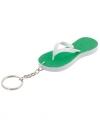 Sleutelhanger groene teenslipper 8