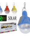 Solar hanglampen 4 stuks gekleurd