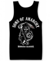 Sons of anarchy tanktop heren