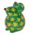 Spaarpot muis 17 groen type 1
