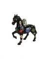 Spaarpot paard zwart