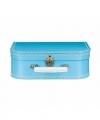 Speelgoed koffertje blauw 25