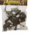 Speelgoed olifanten 4 stuks