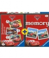 Spel memory puzzel cars